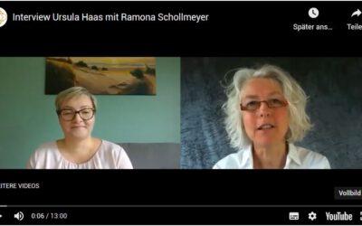 Interview mit Ursula Haas